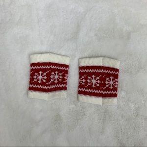 Set of 2 Christmas / Holiday Mug Sweater